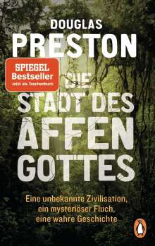 Douglas Preston: Die Stadt des Affengottes, Buch