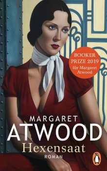 Margaret Atwood (geb. 1939): Hexensaat, Buch