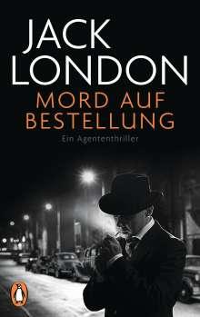Jack London: Mord auf Bestellung, Buch