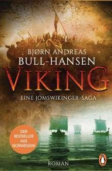 Bjørn Andreas Bull-Hansen: VIKING - Eine Jomswikinger-Saga, Buch