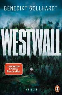 Benedikt Gollhardt: Westwall, Buch
