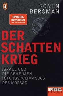 Ronen Bergman: Der Schattenkrieg, Buch
