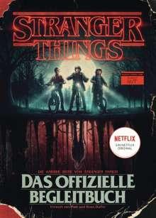 STRANGER THINGS: Das offizielle Begleitbuch - ein NETFLIX-Original, Buch