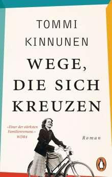 Tommi Kinnunen: Wege, die sich kreuzen, Buch