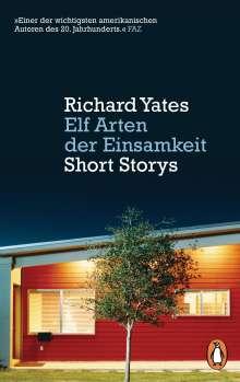 Richard Yates: Elf Arten der Einsamkeit, Buch