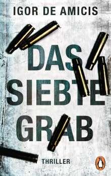 Igor De Amicis: Das siebte Grab, Buch
