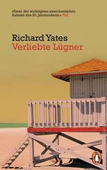 Richard Yates: Verliebte Lügner, Buch