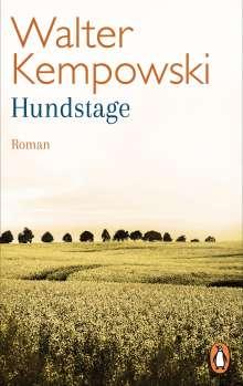 Walter Kempowski: Hundstage, Buch