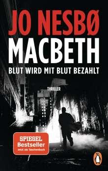 Jo Nesbø: Macbeth, Buch