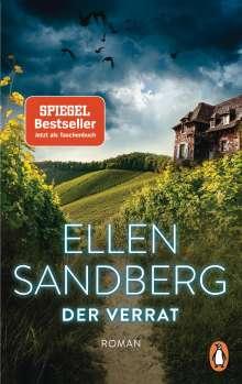 Ellen Sandberg: Der Verrat, Buch