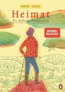 Nora Krug: Heimat, Buch