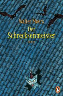 Walter Moers: Der Schrecksenmeister, Buch