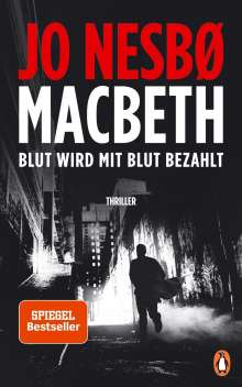 Jo Nesbø: Macbeth, Buch
