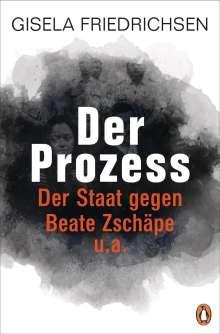 Gisela Friedrichsen: Der Prozess, Buch