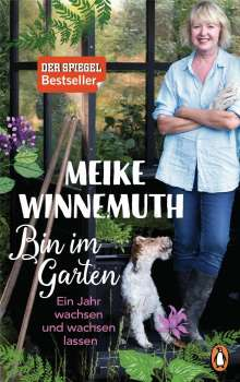 Meike Winnemuth: Bin im Garten, Buch