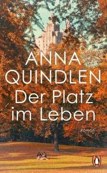 Anna Quindlen: Der Platz im Leben, Buch
