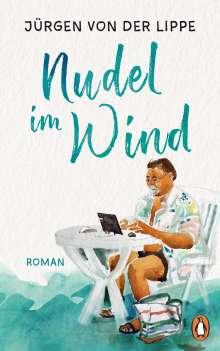 Jürgen von der Lippe: Nudel im Wind, Buch