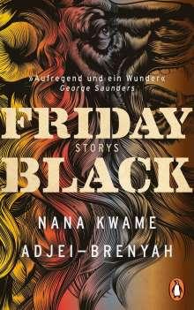 Nana Kwame Adjei-Brenyah: Friday Black, Buch