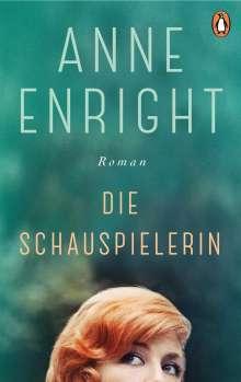 Anne Enright: Die Schauspielerin, Buch