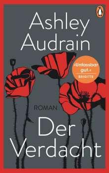 Ashley Audrain: Der Verdacht, Buch