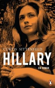 Elizabeth Curtis Sittenfeld: Hillary, Buch