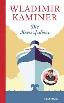Wladimir Kaminer: Die Kreuzfahrer, Buch