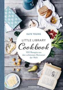 Kate Young: Little Library Cookbook, Buch