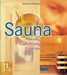 Manfred Höckert: Sauna, Buch