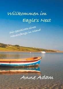 Anne Adam: Willkommen im Eagle's Nest, Buch