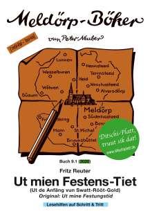 Fritz Reuter: Ut mien Festens-Tiet, Buch