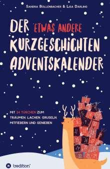 Lisa Darling: Der etwas andere Kurzgeschichten-Adventskalender, Buch