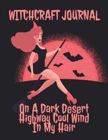 Wendy Hallow: Witchcraft Journal, Buch