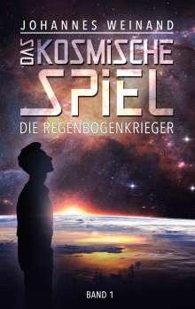 Johannes Weinand: Das Kosmische Spiel, Buch