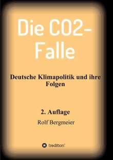 Rolf Bergmeier: Die CO2-Falle, Buch