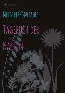 Katja Ehrhardt: Tagebuch der Karten, Buch