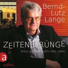 Bernd-Lutz Lange: Zeitensprünge, CD