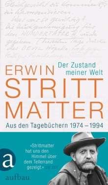 Erwin Strittmatter: Der Zustand meiner Welt, Buch