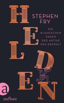 Stephen Fry: Helden, Buch