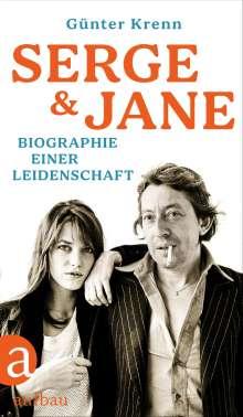 Günter Krenn: Serge und Jane, Buch