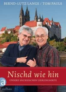 Bernd-Lutz Lange: Nischd wie hin, Buch