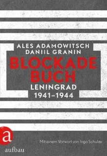 Ales Adamowitsch: Blockadebuch, Buch