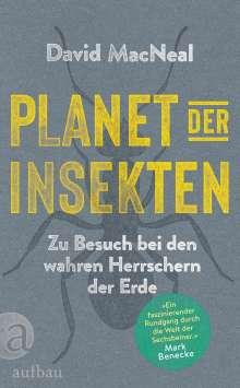 David MacNeal: Planet der Insekten, Buch