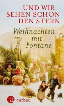 Theodor Fontane: Und wir sehen schon den Stern, Buch