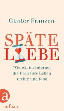 Günter Franzen: Späte Liebe, Buch