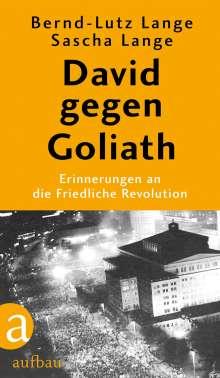 Bernd-Lutz Lange: David gegen Goliath, Buch