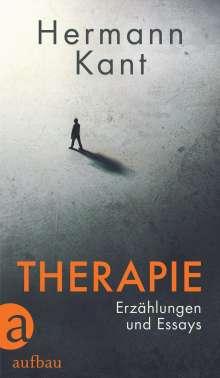 Hermann Kant: Therapie, Buch