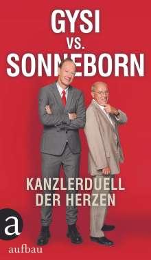 Gregor Gysi: Gysi vs. Sonneborn, Buch