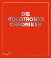 Jens Balzer: Die Tocotronic Chroniken, Buch