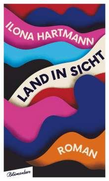 Ilona Hartmann: Land in Sicht, Buch
