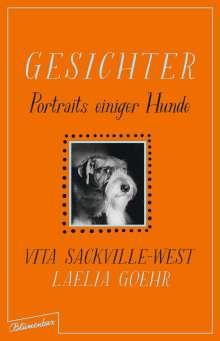 Vita Sackville-West: Gesichter, Buch